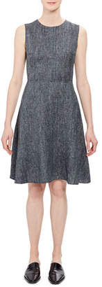 Theory Dart Sleeveless A-Line Dress