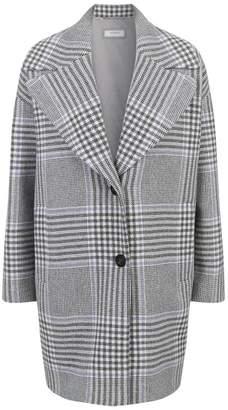 Peserico Check Coat