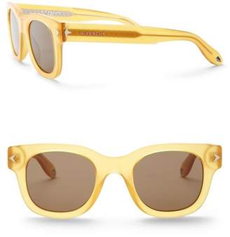 Givenchy Round 50mm Star Sunglasses