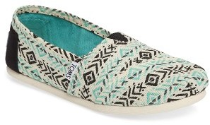 Women's Toms 'Classic' Slip-On $54.95 thestylecure.com