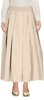 European Culture 3/4 length skirts