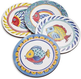 Sur La Table Positano Fish Coasters