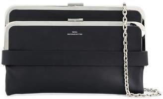 Desa 1972 double compartment clip clutch