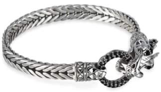 John Hardy 'Naga Lava' Dragon Head Bracelet