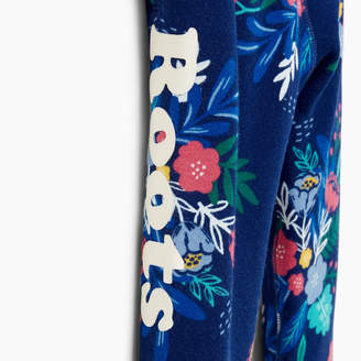 Roots Toddler Remix Floral Sweatpant