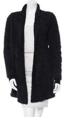 Inhabit Wool-Blend Open Front Vest w/ Tags $95 thestylecure.com