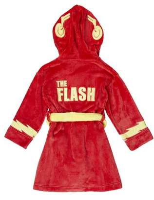 DC Flash Hooded Costume Robe