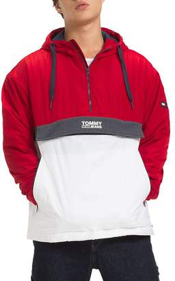 1e2ee20a Tommy Jeans Color-Block Pullover Jacket