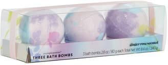 Tricoastal Design Tri Coastal Design Ginger Rose Bath Bombs 3x 80 g.