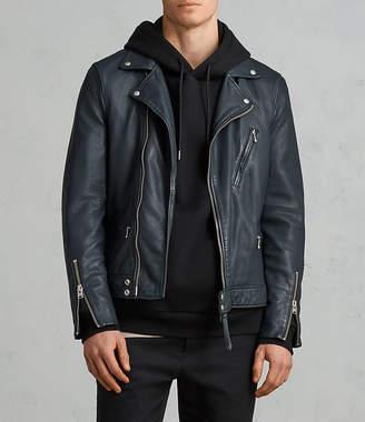 AllSaints Carver Leather Biker Jacket