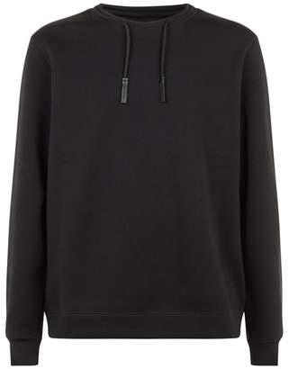 Emporio Armani Camo Eagle Reverse Sweater