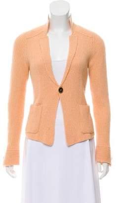 Brunello Cucinelli Cashmere Rib-Knit Cardigan