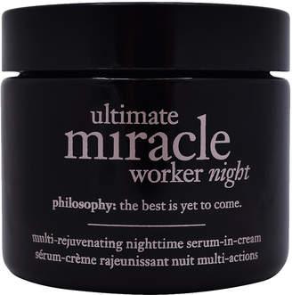 Philosophy philosophy Ultimate Miracle Worker Night Serum