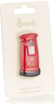 Harrods Post Box Magnet