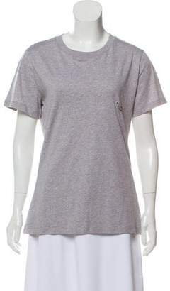 Thierry Mugler Embellished Short Sleeve T-Shirt w/ Tags