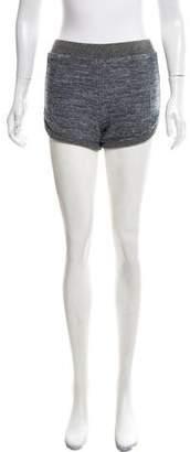 Alexander Wang Knit Track Shorts