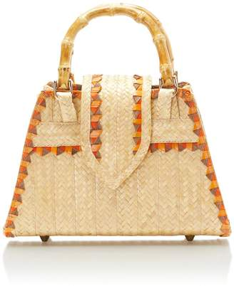 Couture Des Iles Liz Handbag in Natural Sunset
