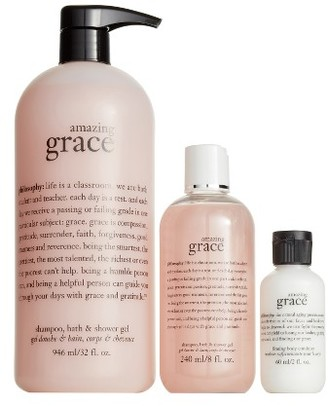 Philosophy Amazing Grace Trio $38 thestylecure.com