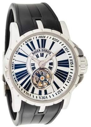 Roger Dubuis Excalibur Tourbillon Watch