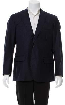 Freemans Sporting Club Wool Polka Dot Blazer w/ Tags