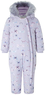 Monsoon Baby Flutter Snowsuit