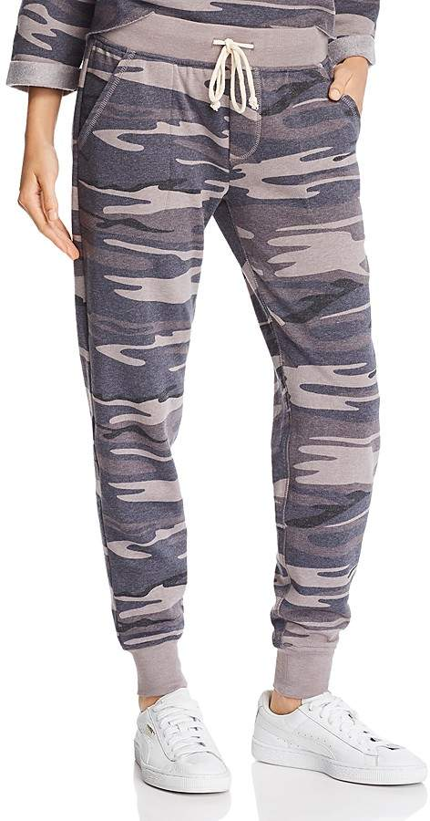 ALTERNATIVE Camo Fleece Jogger Pants - 100% Exclusive