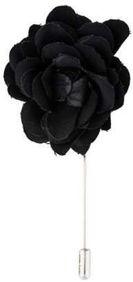 Lanvin Rose Stick Pin