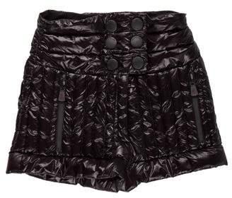 Moncler Pantalone Corto Mini Shorts