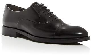To Boot Men's Hudson Leather Cap-Toe Oxfords