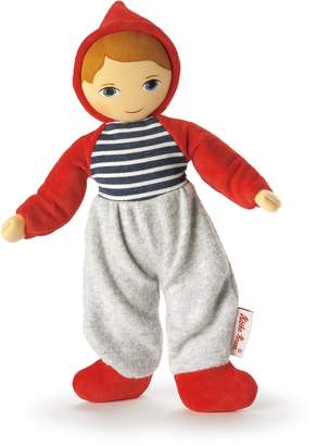 Kathe Kruse 0170220with Rascal Design Terry Towelling Baby Striped