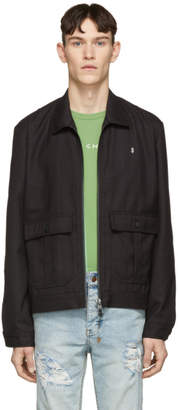 Black Cloud 10 Jacket