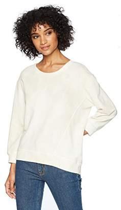 Wilt Women's Shrunken Crop Sweatshirt