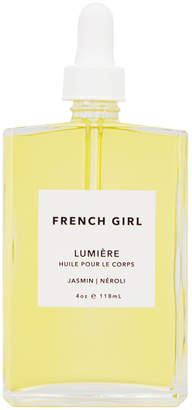French Girl Lumiere Body Oil - Jasmin