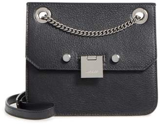 Jimmy Choo Rebel Leather Crossbody Bag