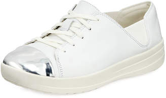 FitFlop F-Sporty Mirror-Toe Sneakers