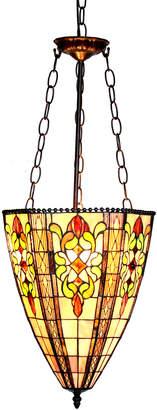 Tiffany & Co. Emporium Cone Shape Floral Pendant