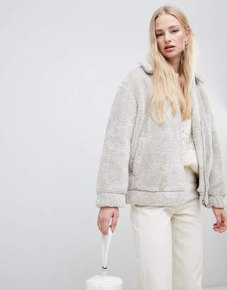 Vero Moda Teddy Borg Jacket