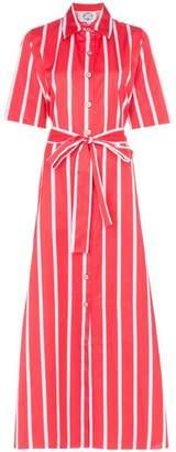 Evi Grintela Valerie stripe maxi-dress
