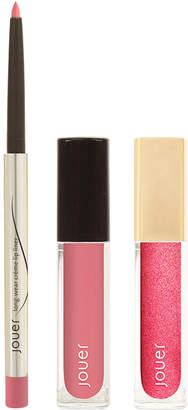 Jet Set Jouer Cosmetics Le Rose Lip Kit