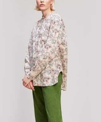 Isabel Marant oile Mexika Printed Cotton Shirt