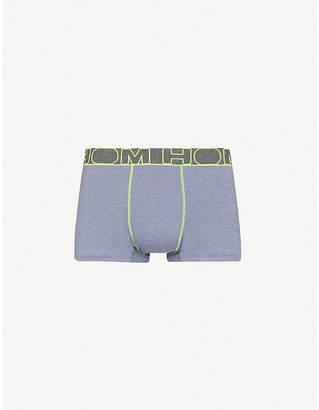 Hom Neon stretch-jersey boxer briefs
