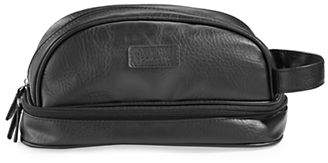 Perry Ellis Dual Compartment Travel Kit