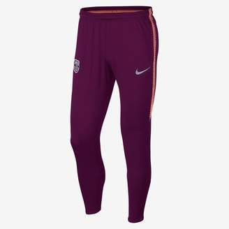 Nike FC Barcelona Dri-FIT Squad Men's Soccer Pants