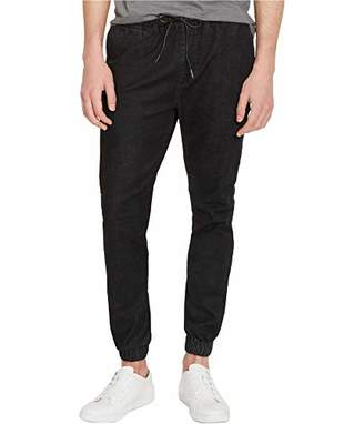 Kenneth Cole Reaction Men's Stretch Chambray Jogger