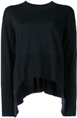 Cédric Charlier oversized pullover