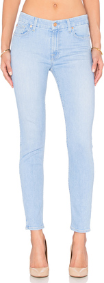 7 For All Mankind The Ankle Skinny $198 thestylecure.com