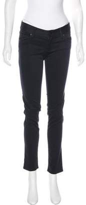 Lilly Pulitzer Low-Rise Skinny Jeans