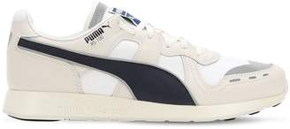 Puma Select Rs-100 Pc Og Leather & Mesh Sneakers