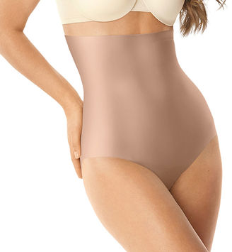 WARNERS Warner's High-Waist Shaping Brief - WA1170 $34 thestylecure.com