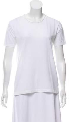 The Kooples Short Sleeve Scoop Neck T-Shirt